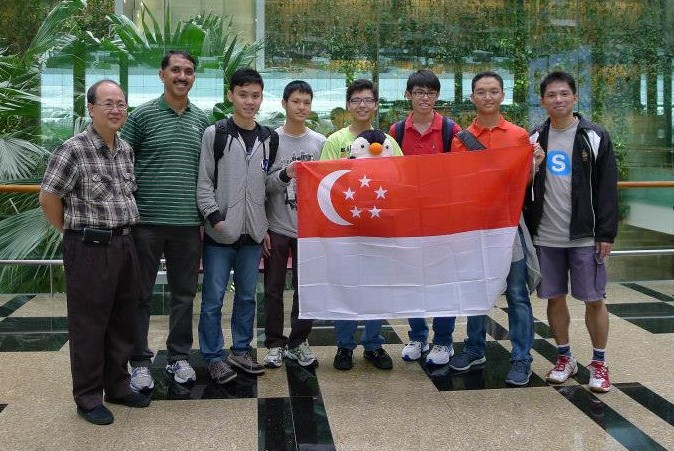 International Physics Olympiad (IPhO)